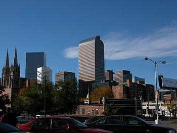 Denver, Colorado, Downtown